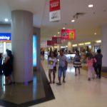 """タイ・バンコク""""ザ モール バンカピ""""(The Mall Bangkapi)の両替は、3F政府貯蓄銀行と1Fサイアムコマーシャル銀行が1番いいレート"""
