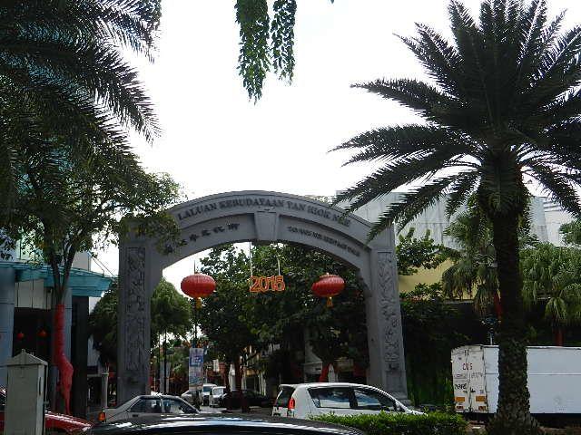 マレーシアのジョホールバル