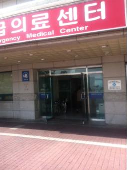 ソウルでJALカードの海外旅行保険を利用、日本語のできるスタッフが付いてくれ助かった
