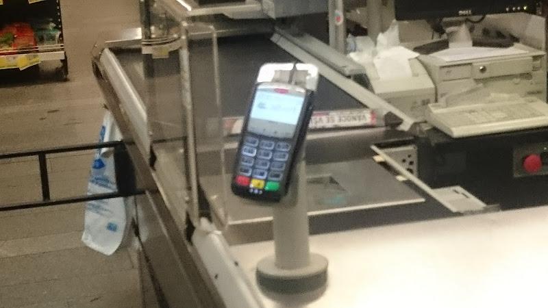 デビットカード端末