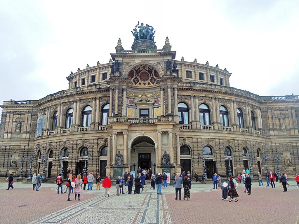ドレスデン「ツヴィンガー宮殿」