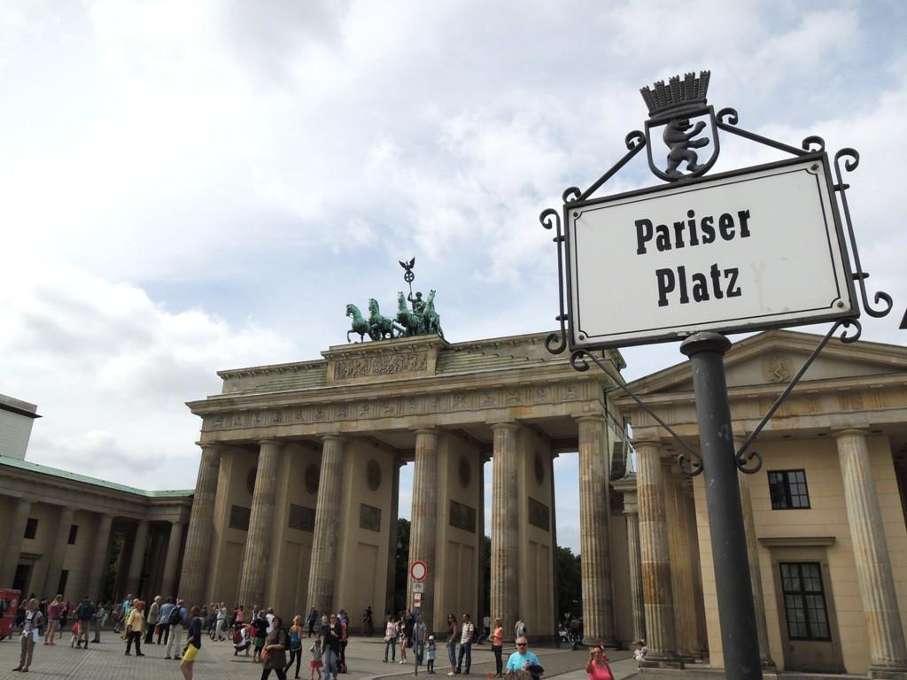 ベルリン、フランデンブルク門