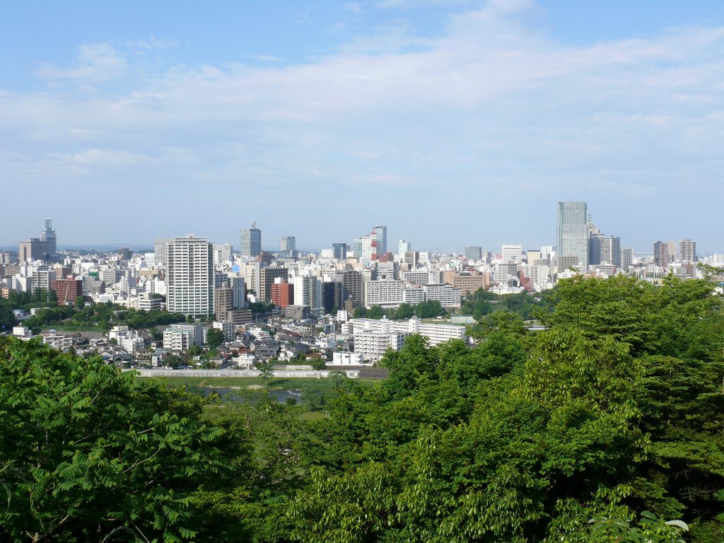 仙台城 (1)