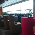 ビュッフェ以外は期待以上、プラハ国際空港「エアステ プレミア ラウンジ」