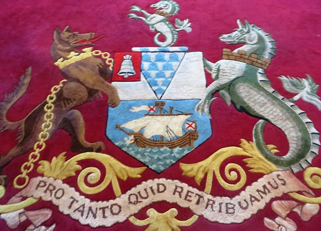 ベルファストの紋章