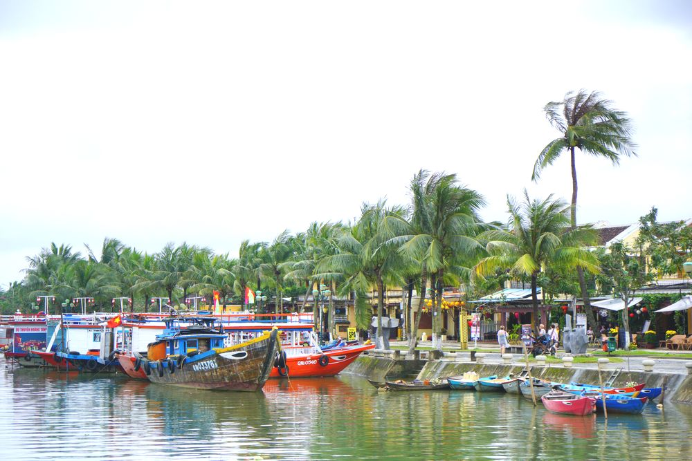 ベトナムとタイへの旅