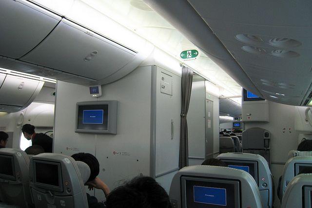 JAL特典旅行券で日本とマニラを往復