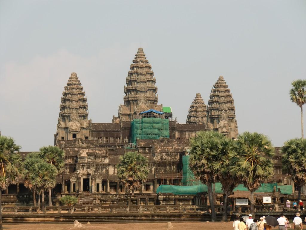 3-2 カンボジアアンコールワット