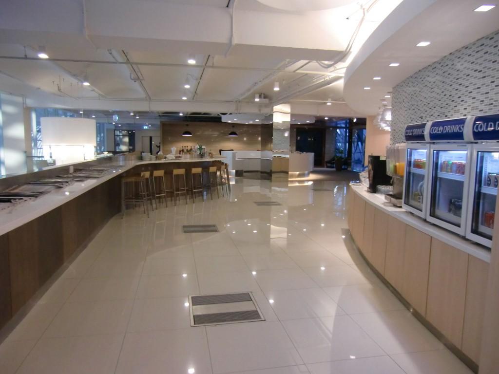 バーカウンター バンコク・スワンナプーム国際空港