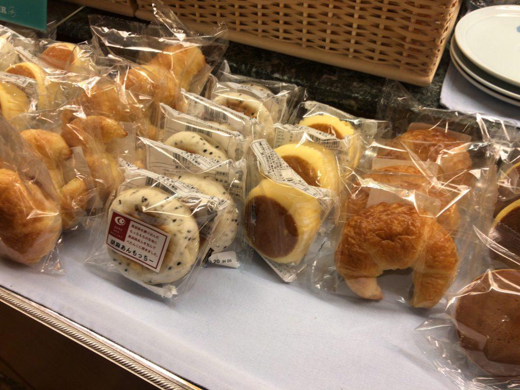 パンもある