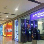バンコク伊勢丹の両替所で一番レートが良かったのは4階タナチャート銀行でした。