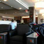 JFK空港「AAフラッグシップラウンジ」でシャワータイム