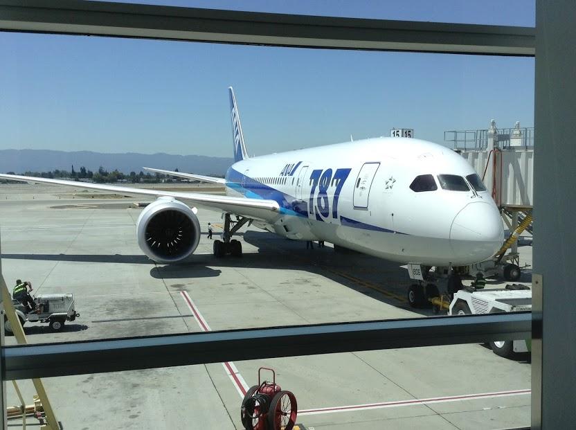 787機体
