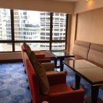 シェラトン香港ホテル&タワーズのプラチナエリートラウンジは11階です。16階のタワーズラウンジとは別です