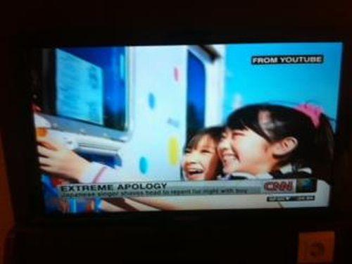 スペインのCNN放送
