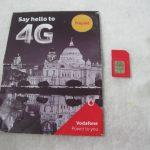インドでの初めてのSIMカード購入はとっても簡単でした。