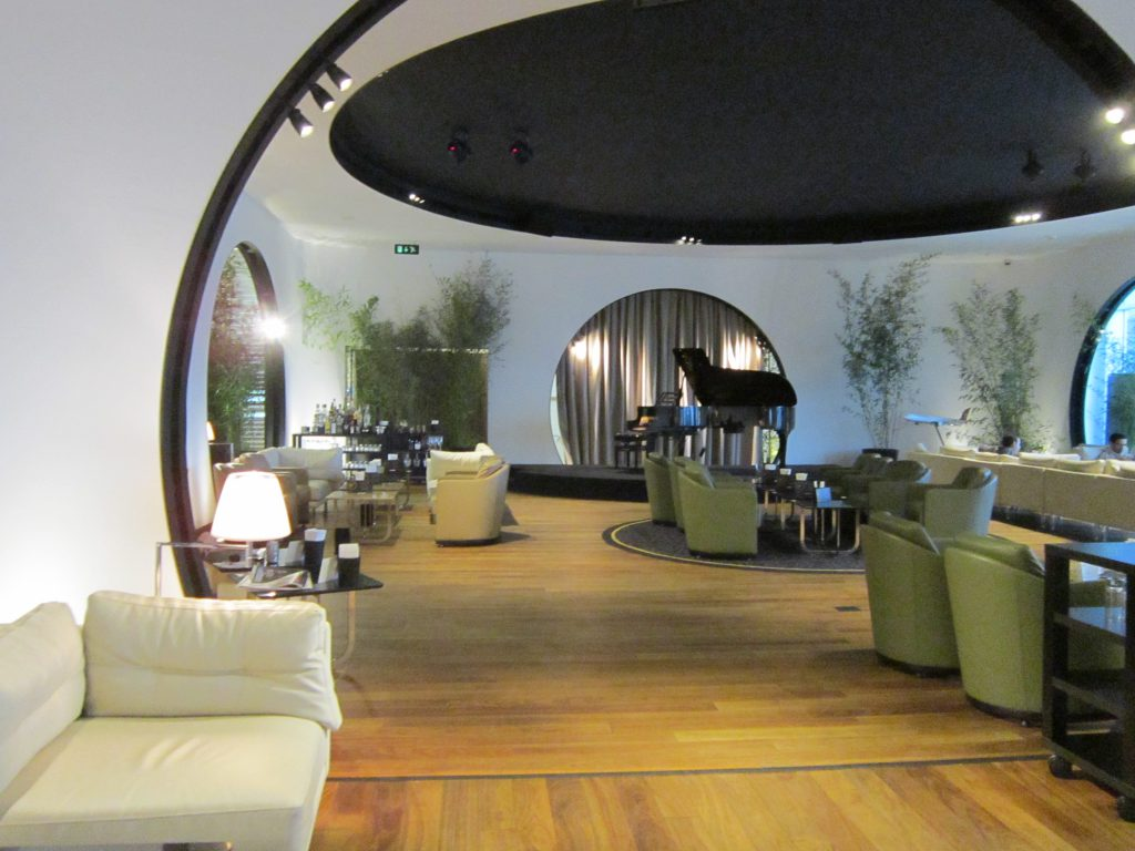 Turkish Airlines International CIP Lounge(THY Lounge Istanbul)