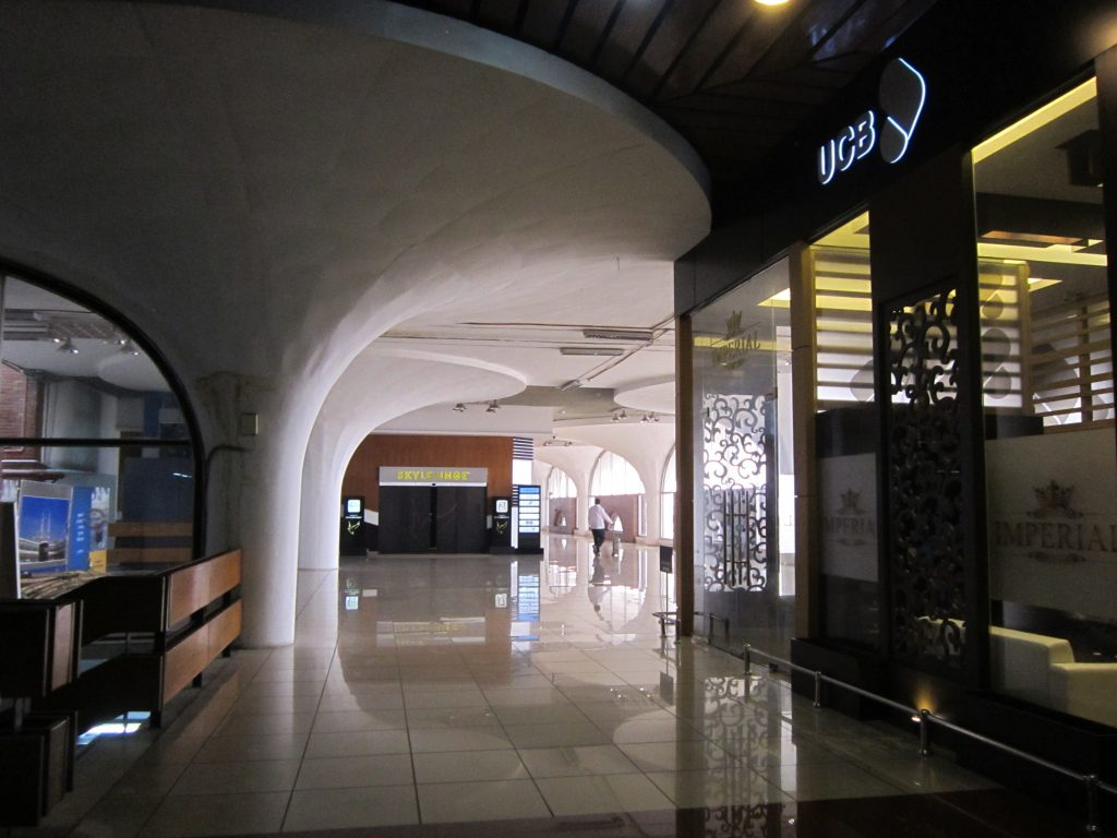 Thai Royal Orchid Lounge ラウンジ入口
