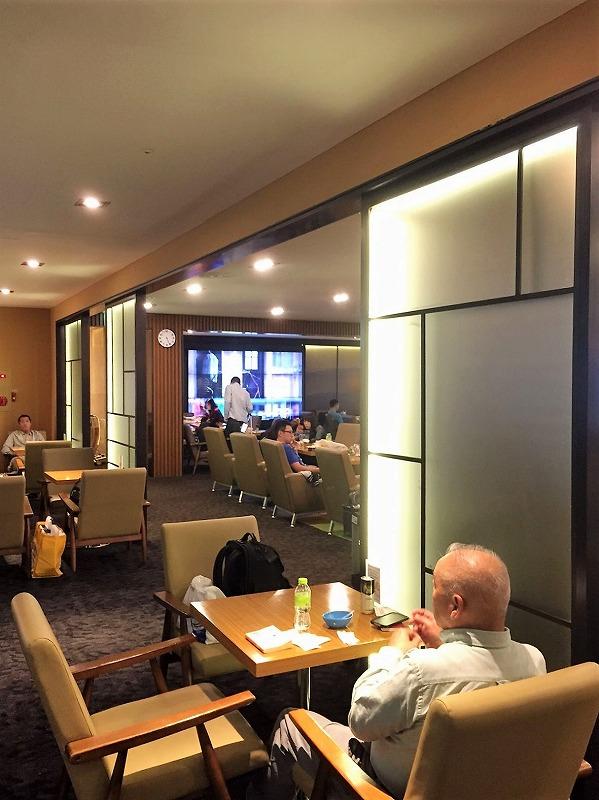 仁川空港のスカイハブラウンジ(Sky Hub Lounge)