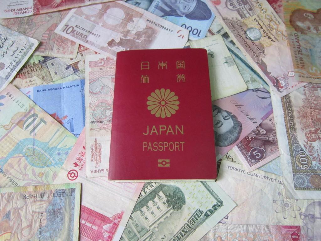クレジットカードを利用した現地通貨入手方法のメリット
