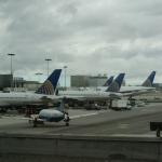 ロサンゼルス国際空港のUnited Clubはアルコールが有料のラウンジ