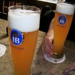 """ゴールドカードで""""IASS EXECUTIVE LOUNGE""""が利用できる、ビールが無料で飲める"""