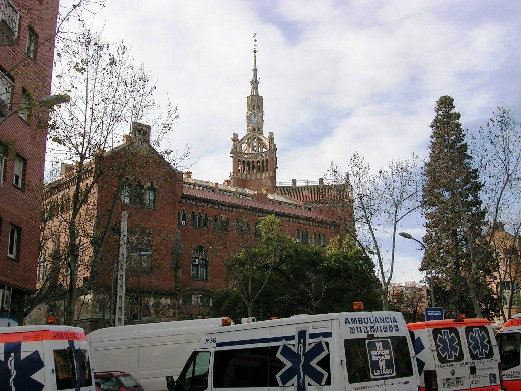 サンパウ病院