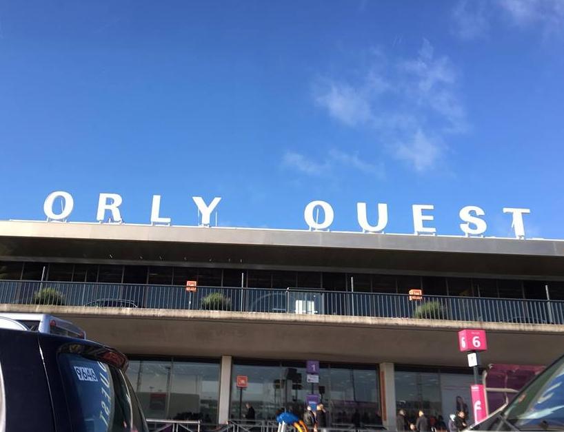 オルリー空港