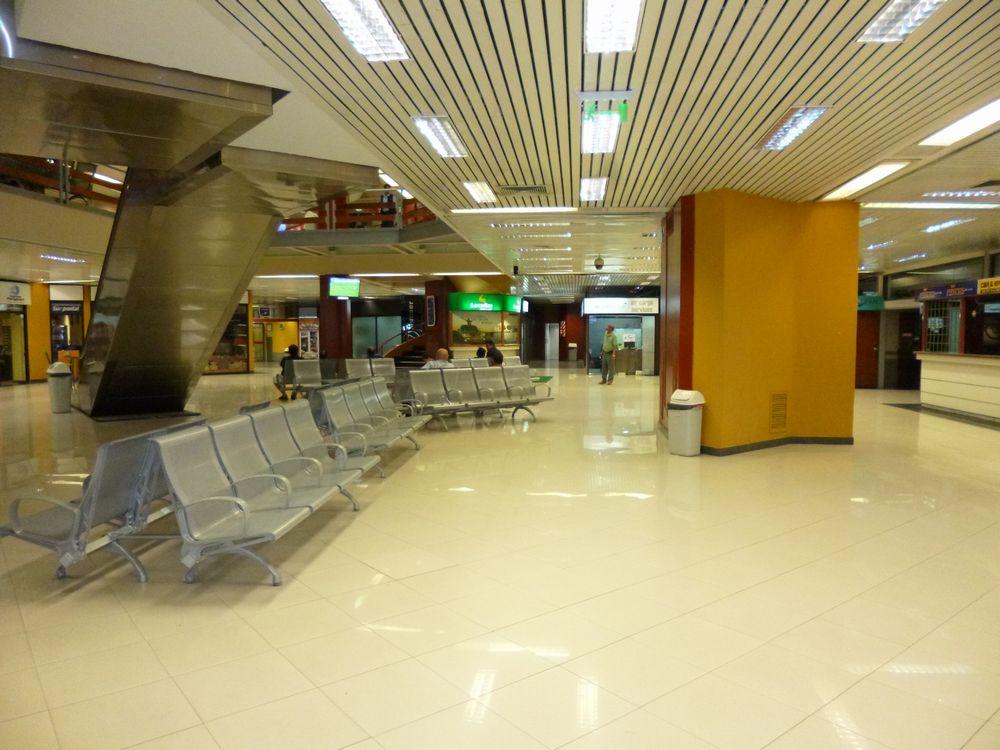 パラグアイの空港
