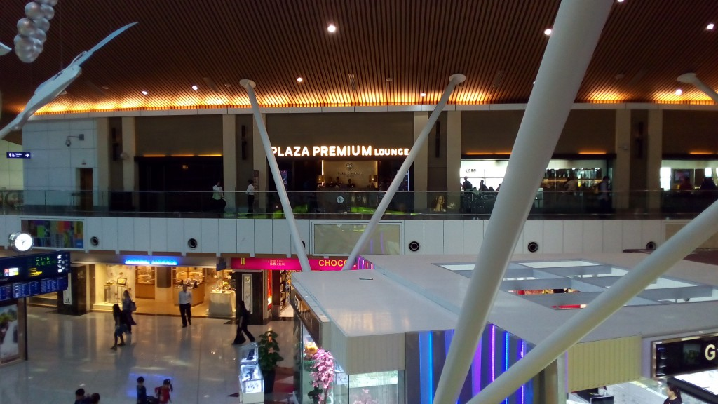 クアラルンプール空港 Plaza Premium Lounge