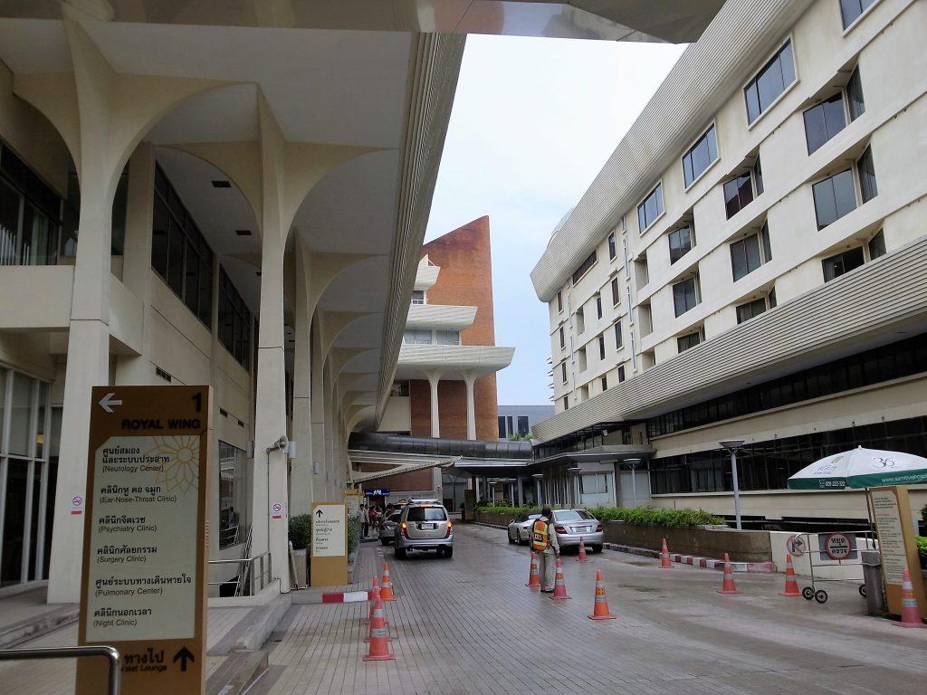 バンコクのサミティヴェート病院 スクムビット