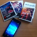 オーストラリアでSIMフリーのスマホを家電量販店で購入!初めてのWindows Phone