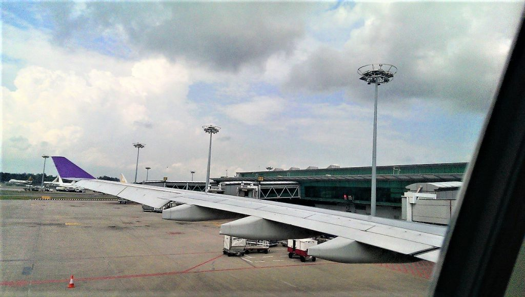 タイ、スワンナプーム国際空港