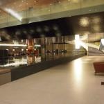 ドーハ・ハマド国際空港の、広くて快適な「アル・ムルジャン ビジネスラウンジ」