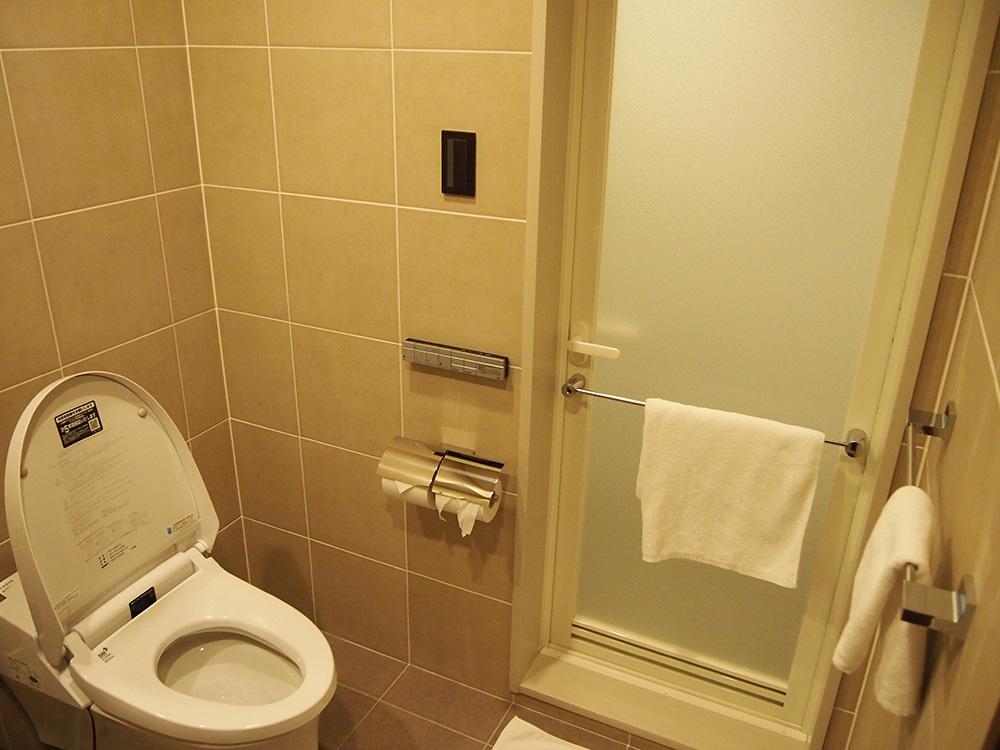 羽田空港HND_TIAT LOUNGE ANNEX SKY LOUNGE トイレ