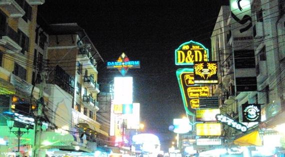 タイ旅行での両替。レートよりも安全を優先。