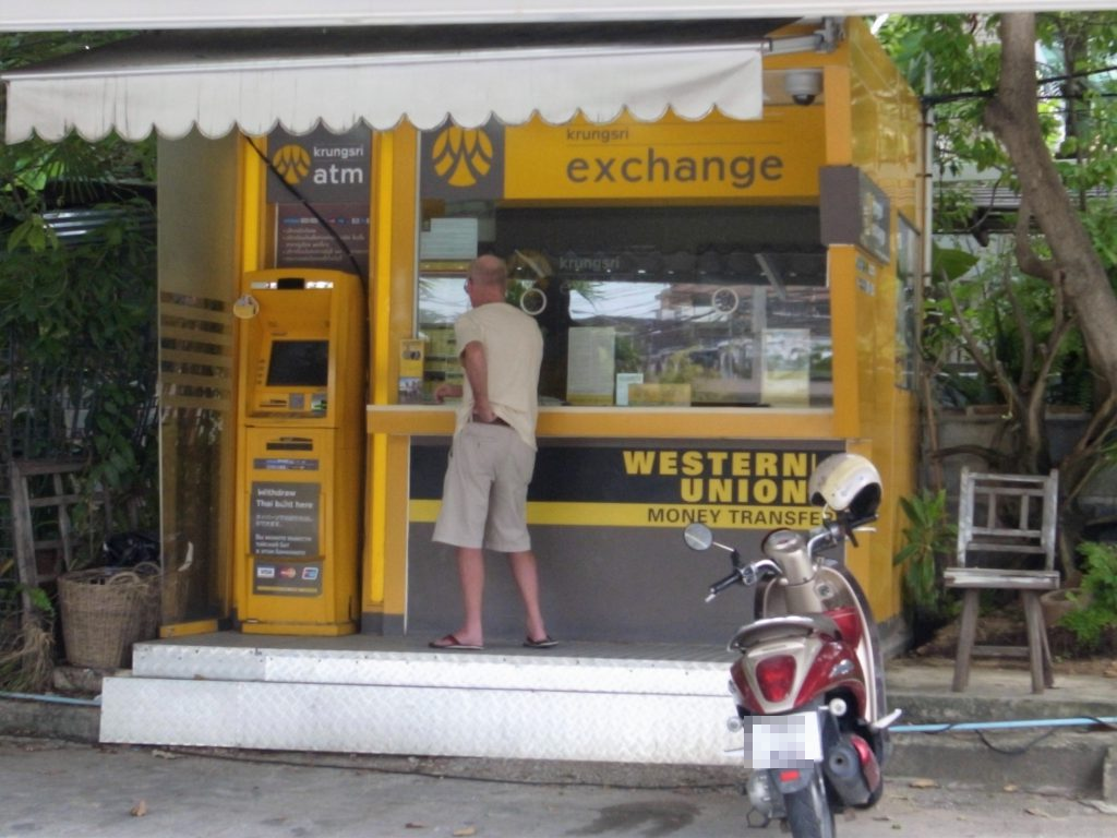 krungsri exchange
