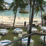 セブ島へ短期語学留学、ANAの特典航空券と海外旅行保険