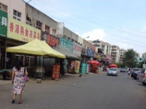中国・青島にて、首の痛み
